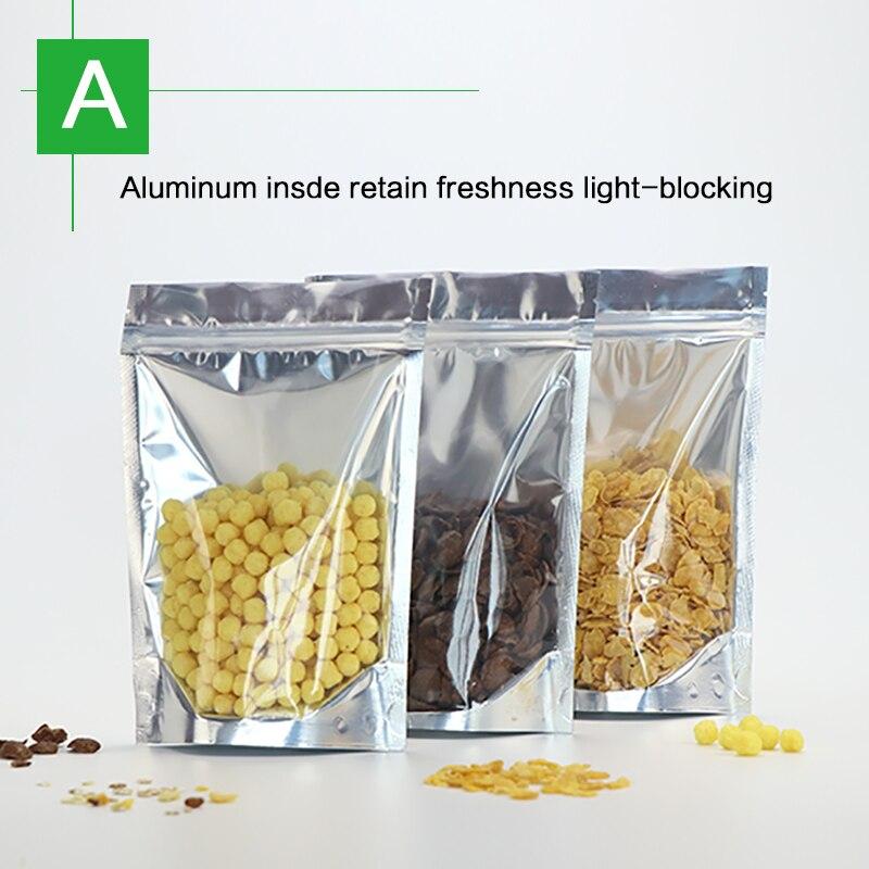 ngrihuni me qese me zinxhir qese me kyç alumini metalik me zinxhir - Magazinimi dhe organizimi në shtëpi - Foto 3
