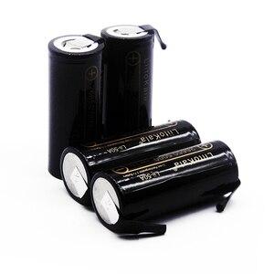 Image 3 - 2020 HK LiitoKala Lii 50A 3.7V 26650 5000mah o dużej pojemności 26650 50A akumulator litowo jonowy do latarki led + diy nikiel