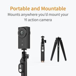 Image 3 - YI 360 VR カメラデュアルレンズ 5.7 18K こんにちは解像度パノラマカメラ電子画像安定化、 4 18K インカメラステッチ