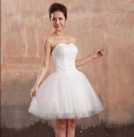 64fba92894b14 2015 New Arrival Elegant Women Short Prom Dress Black Lace Up Princess  Sweetheart Beading Fashion Women
