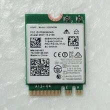 Intel banda dupla sem fio-ac 8260 m.2 wifi cartão para lenovo thankpad e460 e560 l560 p50 p70 t460 t560 series, fru 00jt532