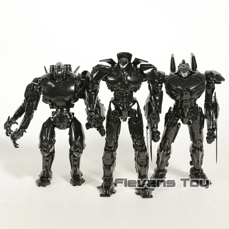 NECA Pacific Rim Gipsy Danger Crimson Typhoon Jaeger SDCC Action Figure Toy Doll Brinquedos Figurals Model
