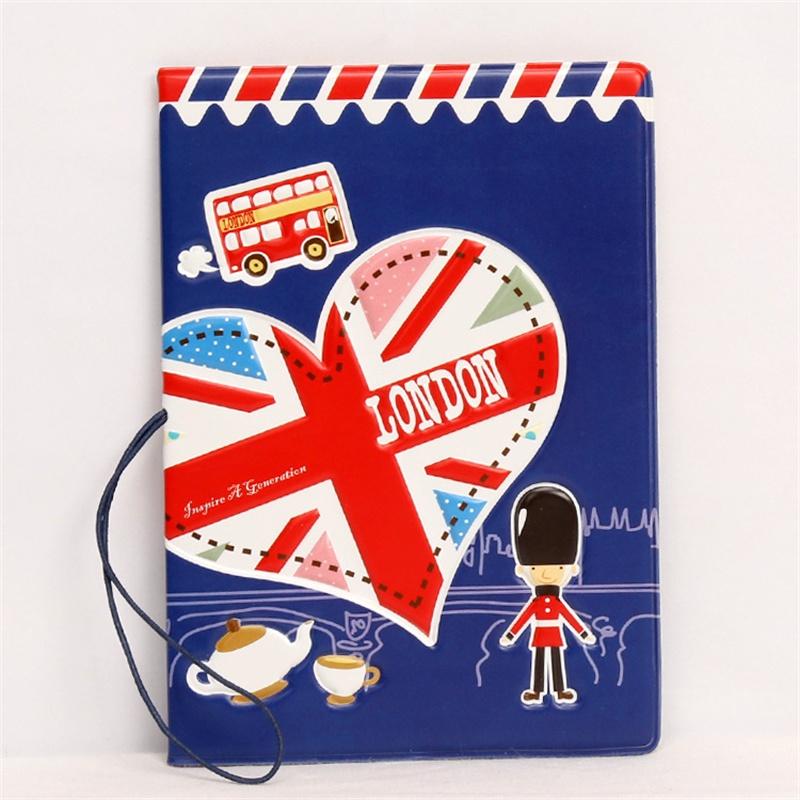 london passport holder
