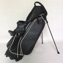 Cheap PGM Portable Golf Stand Bag Golf Bags with Stand 13 Sockets Waterproof Sport Golf Cart Bag Professional Ball Staff Bags D0081