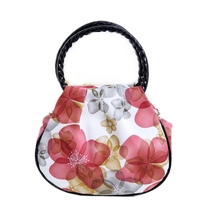 цена на Women handbags designer fashion printing flowers ms messenger bag shoulder bag leisure female bag bag handbag