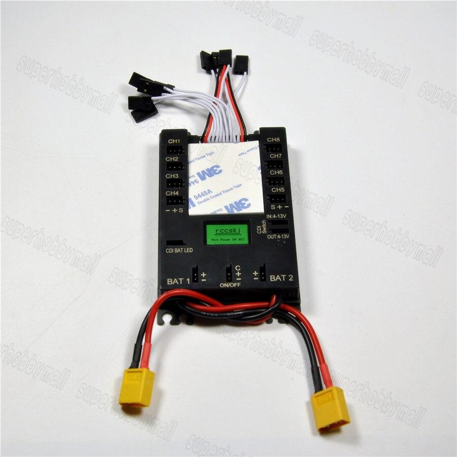 Mini Power DP Bec Servo Section Board 8 channels input 16 channels output