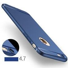 Super Flexível TPU Caso Claro Para O Iphone 6 6 s 5 5S 7 Fundas fino Cristal Voltar Proteja Tampa Do Telefone Da Pele de Borracha Gel de Silicone Caso