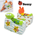 0 M+ Baby Sleep Positioner Pillow Anti-Roll Infant Sleep Positioner Newborn Toddler Sleep Nursing Pillow Lion Giraffe Figure