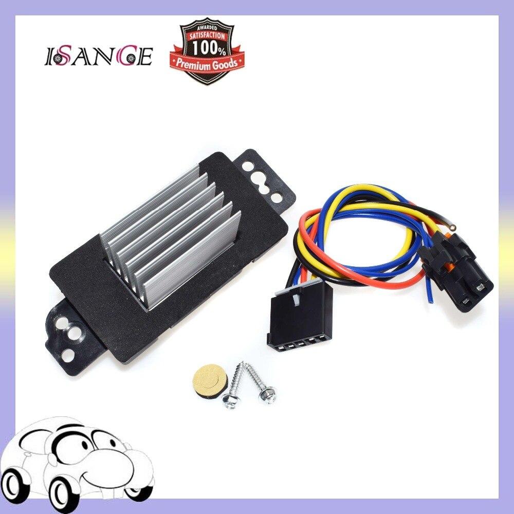Chevy Impala Blower Motor Resistor: ISANCE AC Blower Motor Resistor Regulator Control For