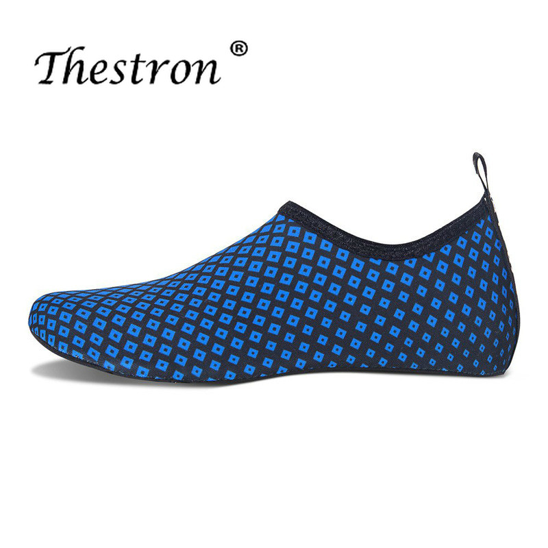 Thestron Summer Mens Slip On Water Shoes Designer Swims Trainers Weight Light Women Yoga Sneakers Leisure Soft Pool Female Shoes in Water Sports Shoes from Sports Entertainment