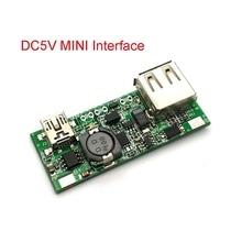 כוח נייד אספקת שבב 5V Boost לוח חגורת זיהוי מודול טלפון נייד תשלום מיני ממשק