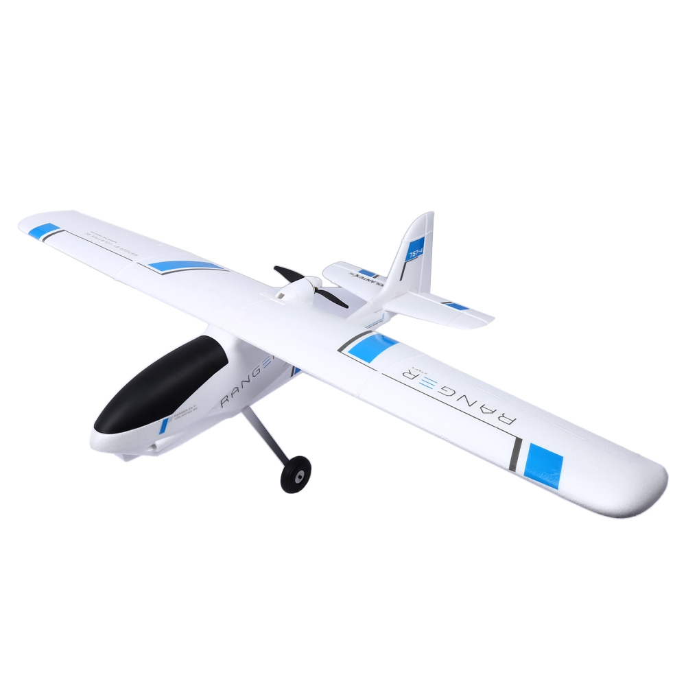 Volantex Ranger 757-4 757 4 RC Glider FPV Brushless Motor Airplane RTF Drone 1380mm Wingspan EPO RC Airplane Remote Control Dron fpv x uav talon uav 1720mm fpv plane gray white version flying glider epo modle rc model airplane
