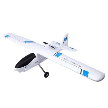 Volantex Ranger 757-4 757 4 RC Glider FPV Brushless Motor Airplane RTF Drone 1380mm Wingspan EPO RC Airplane Remote Control Dron