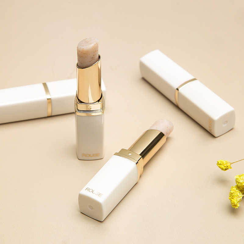 ILISYA Exfoliating Scrub Bibir Kulit Mati Penghapusan Hydrating Bergizi Exfoliator Lipstik Pelembab Perawatan Bibir