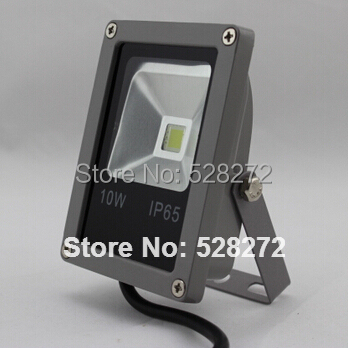 1pcs LED Flood light 10W20W30W50W AC85-265V Outdoor floodlight led spotlight lamp garden lamp grey aluminum shell