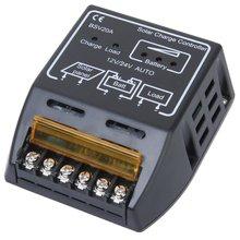 WSFS Hot Sale 12V/24V 20A Solar Panel Charger Controller Regulator