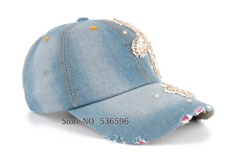 3a37458602f 2015 New JoyMay Outlet Hat Cap Fashion Leisure Rhinestones Diamante ...