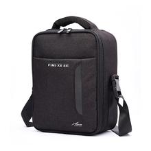 2019 nowa torba na ramię plecak dla Xiaomi FIMI X8 SE Quadcopter akcesoria odporne na wstrząsy ramię Carry schowek na okulary torby tanie tanio Drone torby Bag for Xiaomi Fimi X8 SE Drone and Charger Accessories 467g 310*140*250mm ZOPRORE ZP-190529001 Black Shockproof Portable Bag