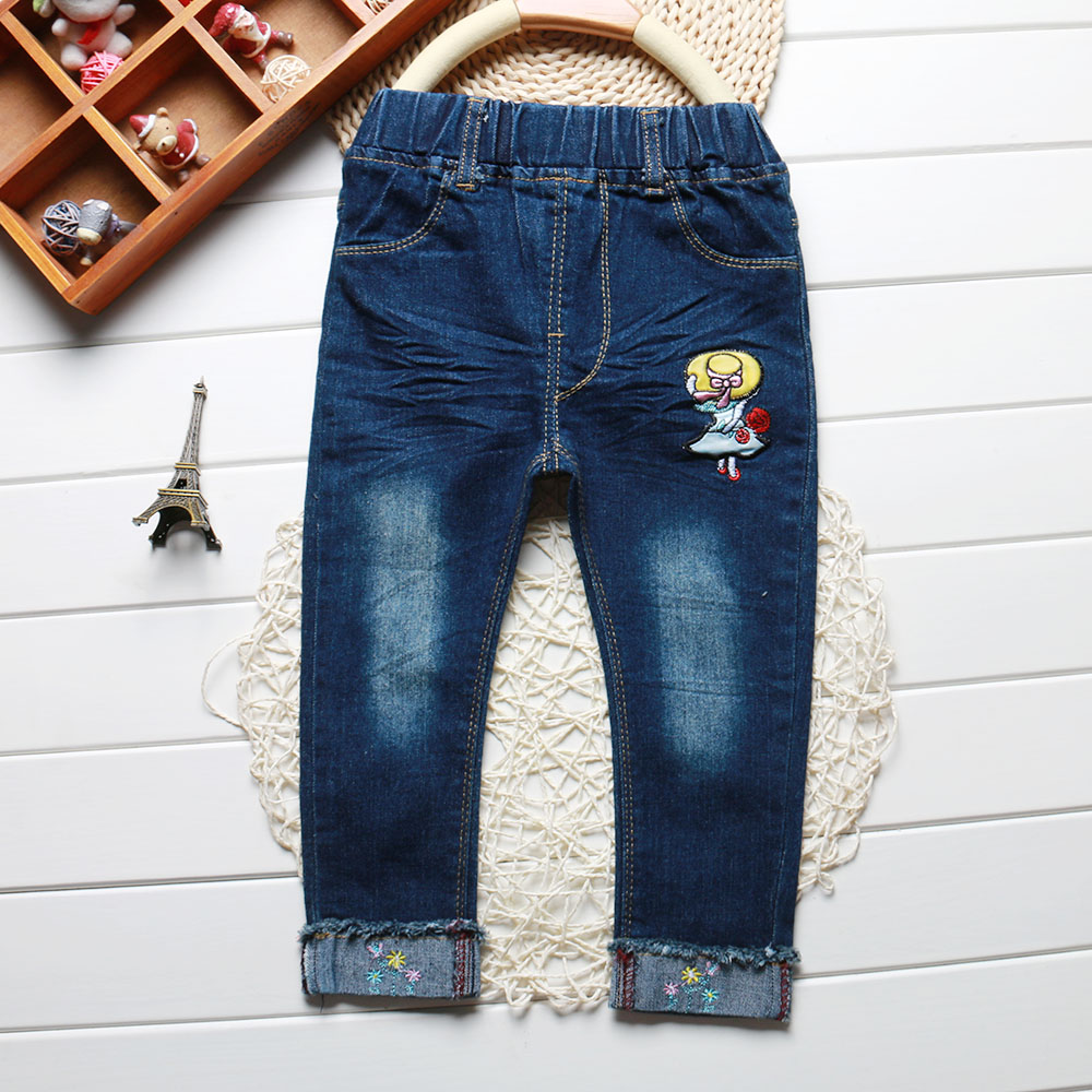 Autumn Girls Jeans Fashion Children's Clothing And 2018 Spring Kids xQroeWCdB