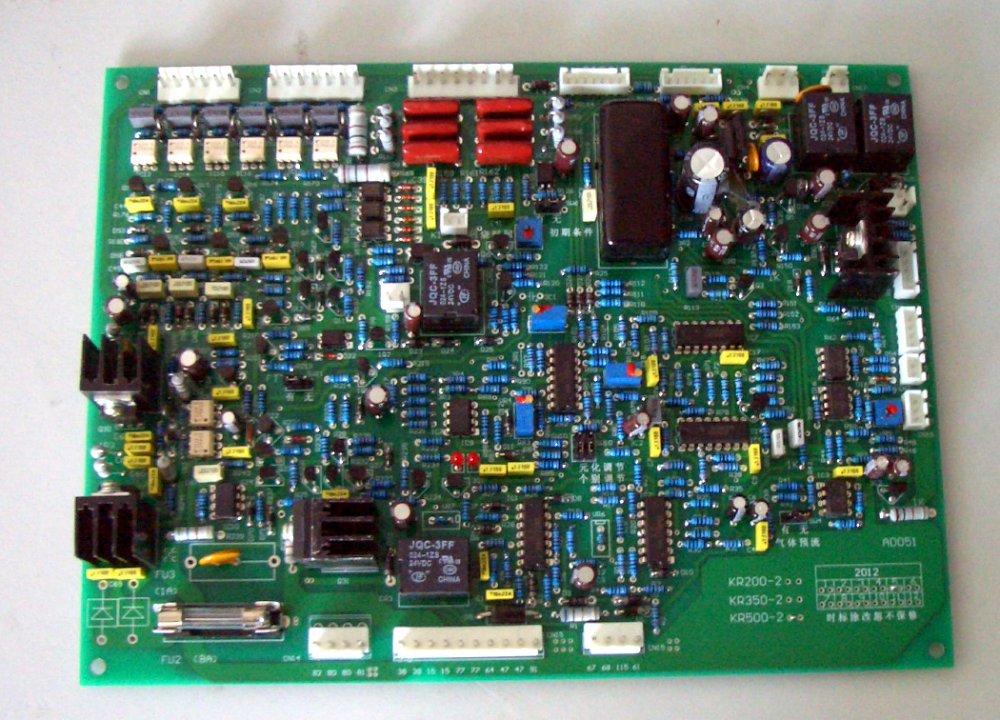 YDT KR-350, KR-500 PCB / juhtpaneel / türistor Keevitusmasin MIG / - Keevitusseadmed - Foto 3
