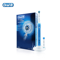 Oral B 3D Electric Toothbrush PRO 2000 D20524 Teeth Cleaning Rechargeable Tooth Brush For Adult Daily
