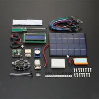 Free Shipping DIY Intelligent Weather Station Kit For Arduino Kit Best 190 140 100mm Electronic Diy
