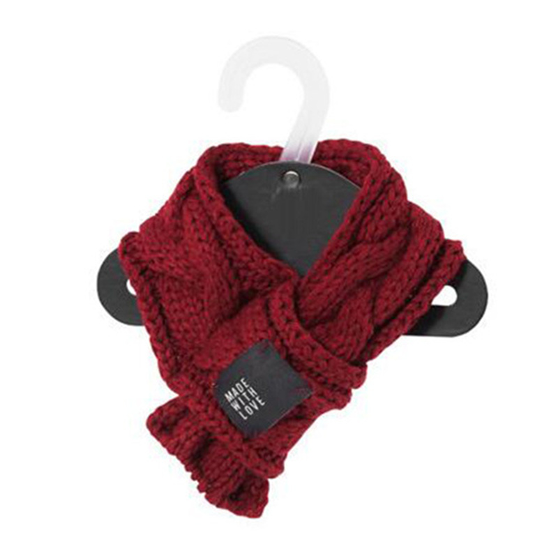 Cozy Warm Cat Scarf Pet Accessories For Cats Pet Grooming Pet Products Cat Supplies Collars 1b25 #4