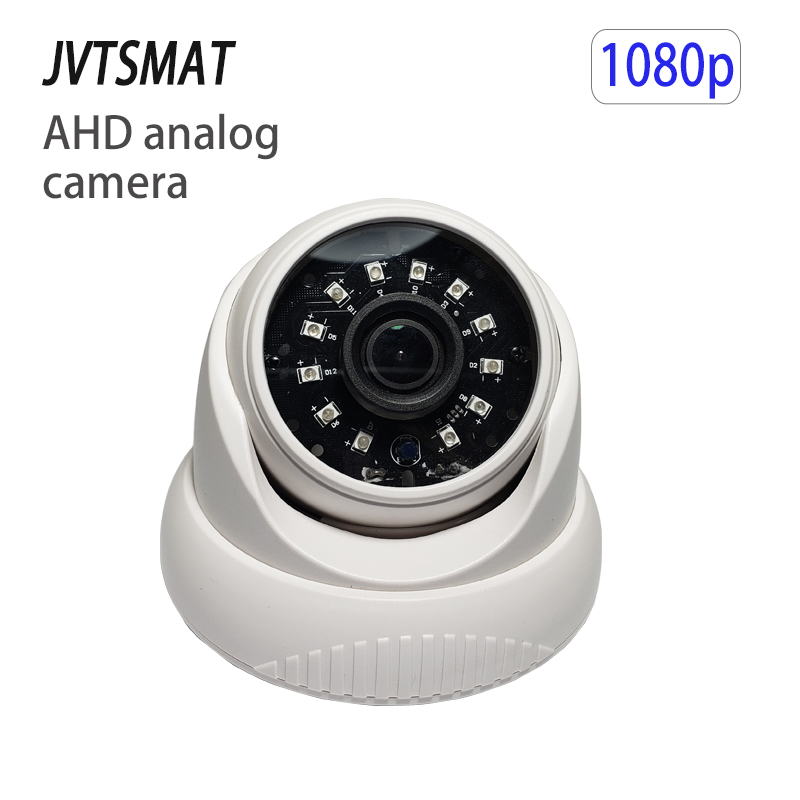 jvtsmart AHD Analog 720P 1080p indoor Camera High Definition Surveillance Infrared Camera AHD CCTV Dome camera Security