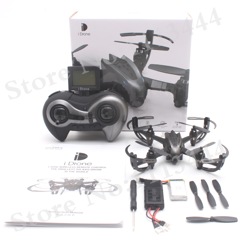 Quadrocopter HD Helicopter RC