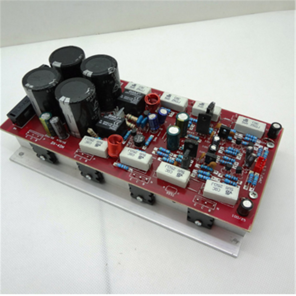 Rx V690 A1943 C5200 70w 20 Channel Hifi Fever After Class Upc1237 Mirror Symmetry Circuit Time Delay Speaker Protection Board 2sa1943 2sc5200 Power Tube 450w Stereo Pure Stage Amplifier