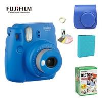 Fujifilm instax mini 9 Instantanea камера 10*2 самоклейка на окна камера сумка 36 шт. фотоальбом Fujifilm Instax Mini 8 обновленная версия
