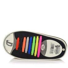 Fashion Shoelaces Elastic Shoe Laces For Sneakers Women Men Silicone Laces Silicone Shoelaces All Sneakers Fit Strap Shoelace