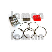 LIFAN LF CG 150CC Engine piston + piston ring KIT motorcycle ATV go/kart dirt PIT bike PARTS
