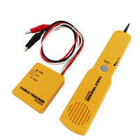 RJ11 Network Phone Telephone Cable Tester Toner Wire Tracker Tracer Diagnose Tone Line Finder Detector Network