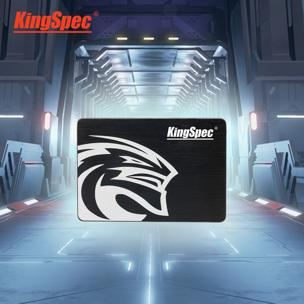 Kingspec SATA3 SSD 60GB 90GB SSD Disk Solid State Drive 2.5 Inch 90GB SSD Hard Disk Drive For Laptop Desktop Original