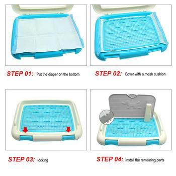 Portable Cat Toilet Tray 5