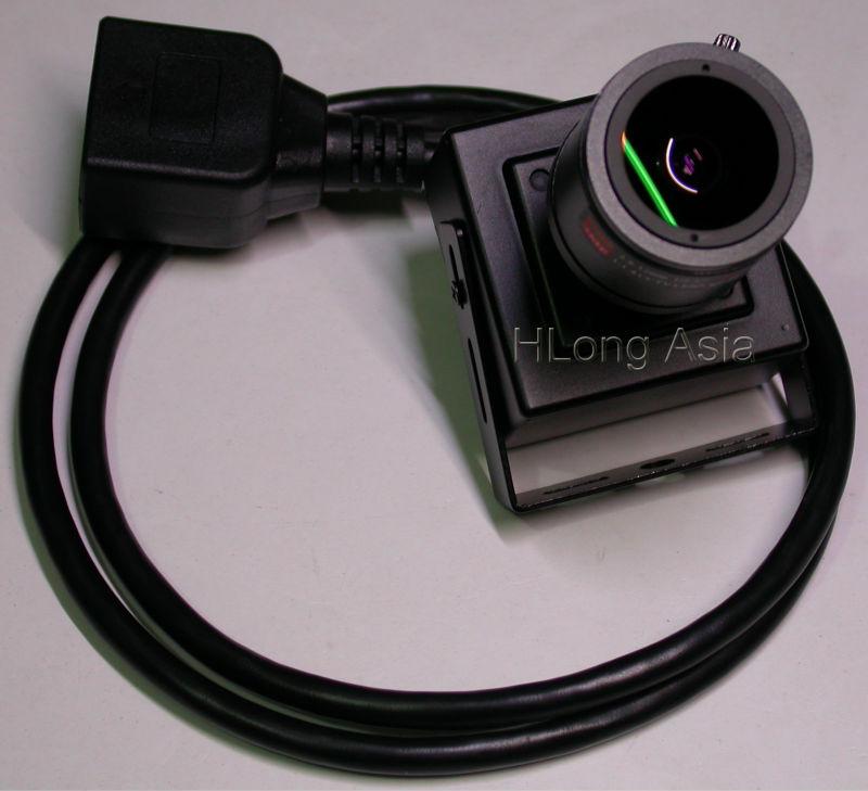 """bilder für Super Nachtsicht IPCam (1080 P) 2,8-12mm manueller Zoom LEN 1/2. 8"""" SONY IMX291 + Hi3516 CCTV-IP-KAMERA (Integrierte IRC filter)"""