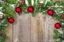 SHENGYONGBAO  Art Cloth Custom Photography Backdrops Prop Christmas ball Christ day Photo Studio Background S19714-21 gg 4734 mf фигура кашпо садовник лось sealmark