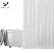 NarwalDate Mildew Resistant, Heavy Duty Shower Curtain Liner,No Chemical Odor, Antibacterial,Waterproof,72