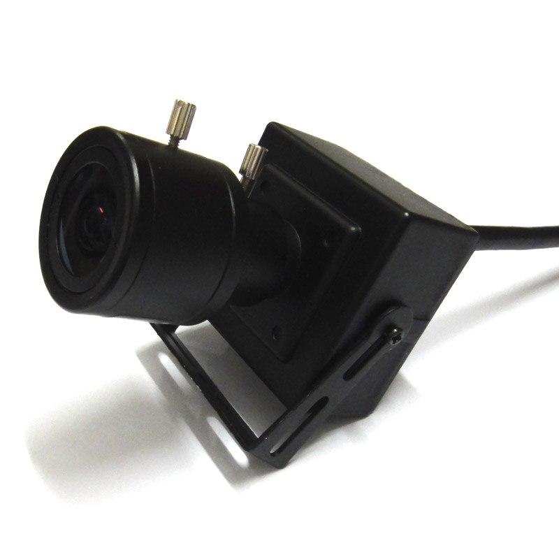 Hd mini 2.0mp cctv poe ip câmera de segurança de rede 1080 p cor p2p 2mp h.264, 2.8-12mm lente