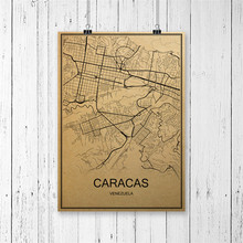 Buy Caracas Map And Get Free Shipping On AliExpresscom - Caracas on world map
