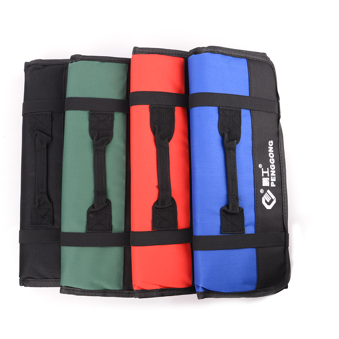 Foldable Tool Bag Roll Pouch Electrician Tools Storage Handbag Convenient Holder Bags High Quality