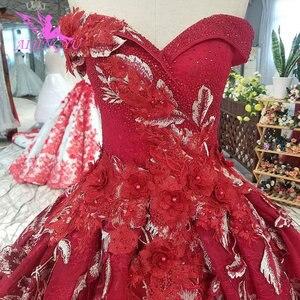 Image 2 - AIJINGYU свадебное платье белые платья дешевые с жемчугом летние Бальные платья дешевые красивые платья отвесное платье