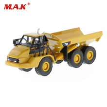 1/87 730 articulated heavy dump truck-high line type diecast truck 85130 construction truck toys collection rui chuang heavy truck qy0203a