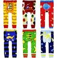 Moda de punto pantalones de los PP bebés para niños niñas 18-Pieces