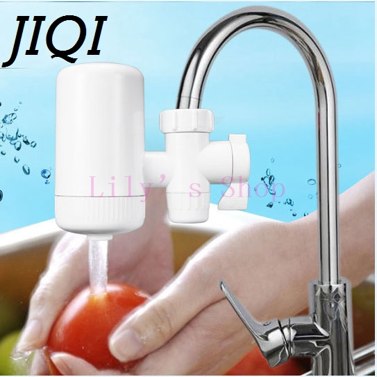 Faucets Water Filter Household Kitchen Health Activated Caucet Tap water filter carbon Ceramic filter Purifier mini purification 2012new double stage water purifier microporous ceramic filter actived carbon filter health beauty cooking water