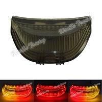 waase For Honda CBR1000RR CBR 1000 RR 2004 2005 2006 2007 Rear Tail Light Brake Turn Signals Integrated LED Light