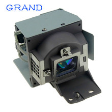 Free Shipping Replacement projector lamp with housing 5J.J8G05.001 For Benq MX618ST with 180days warranty free shipping nsh200w original projector lamp vt77lp for ne c vt770 with 6 months warranty