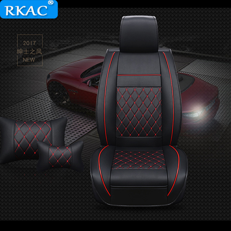 5 seats Car Seat Cover fit TOYOTA C-HR/RAV 4/FORTUNER/4RUNNER/Land Cruiser/Avalon/Avensis/Camry/Reiz automobiles seat covers