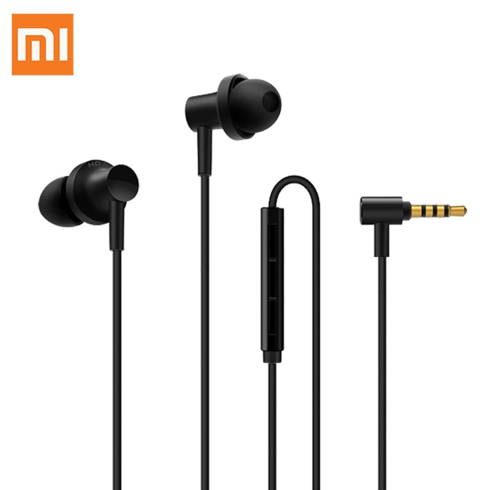Fones De Ouvido originais xiaomi Híbrido Pro HD 2 Dual Drivers fone de Ouvido Fones De Ouvido com Cancelamento de Ruído de Microfone Híbrido 2 Fone de Ouvido xiaomi